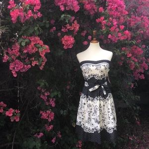 Vintage Inspired Tea Party Dress